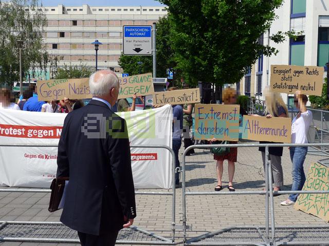 Symposium - Protest